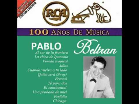 Pablo Beltrán Ruíz y su Orquesta: María Elena