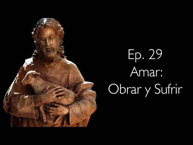 Amar: Obrar y Sufrir - Perseverancia