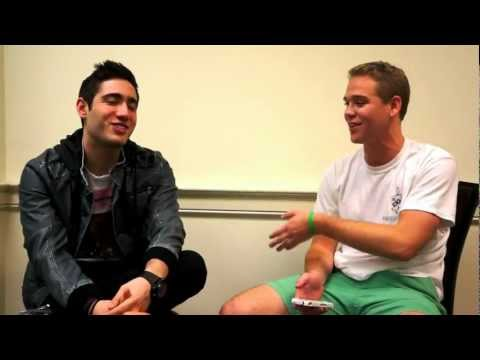 HandsDownMusic Interview with 3LAU at the University of Maryland