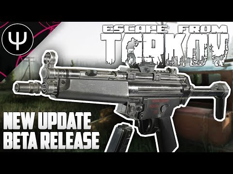 Escape From Tarkov — NEW Update and BETA Release!