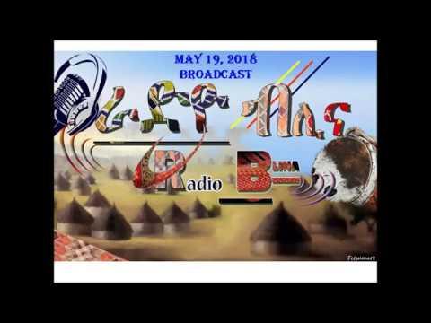 RADIO BLINA - MAY 19, 2018 BROADCAST