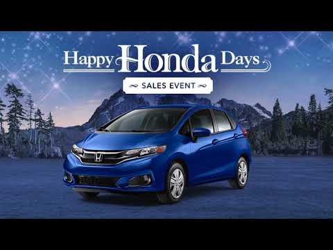 Happy Honda Days Sales Event in Austin at Howdy Honda