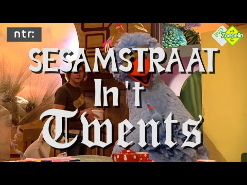 SESAMSTRAAT IN 'T TWENTS | GLADJAKKERS