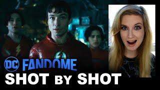 The Flash Teaser Trailer BREAKDOWN - First Look DC FanDome 2021