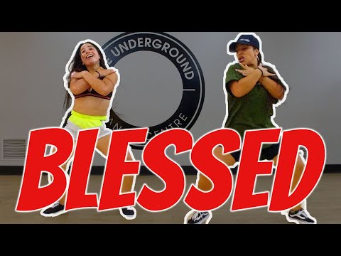 Shenseea - Blessed (feat. Tyga) @BizzyBoom Choreography