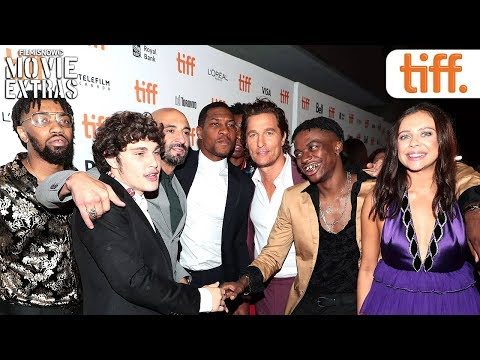 WHITE BOY RICK | Toronto International Film Festival (TIFF) red carpet & cast interview