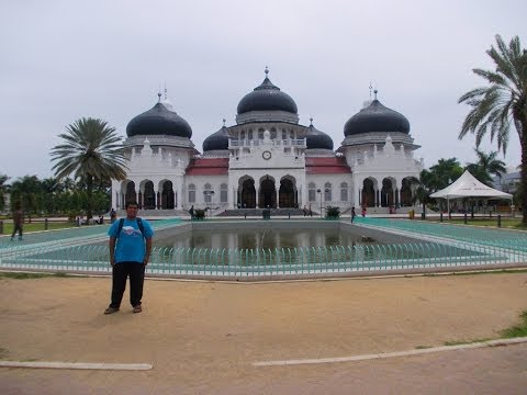 Jhaz Kitaro Travel 36: Banda Aceh, Indonesia (Jul 2013)