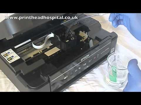 How To Clean Epson Print Heads With The Printhead Hospital