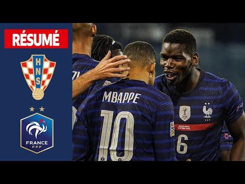 Croatie 1-2 France, le résumé I FFF 2020