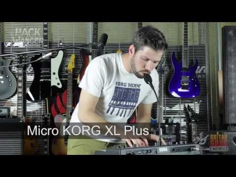 Players Planet Product Overview - KORG Microkorg XL Plus Synthesizer/Vocoder