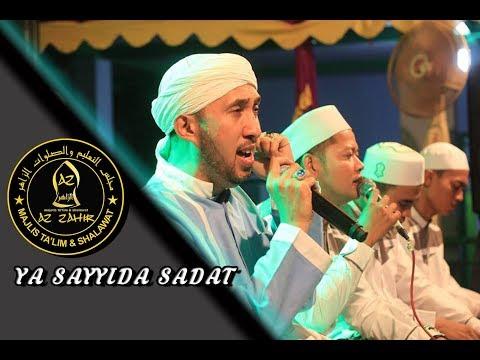 Ya Sayyidat Sadat (NEW)   Yan Lucky Ft Mustafidz   Az Zahir Group   Lagu Baru Az Zahir