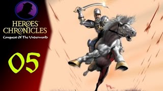 Let's Play Heroes Chronicles Conquest Of The Underworld - Ep. 5 - Our Ally Falls!