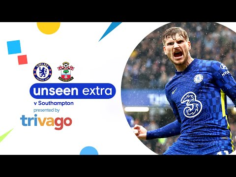 Werner loves to score against Southampton!  Chilwell & Chalobah on the payroll    Extra invisible