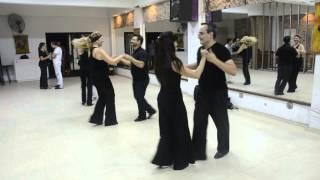 Clase de Baile Americano de Institutos TanzBA 06/04/14 en Salsa +