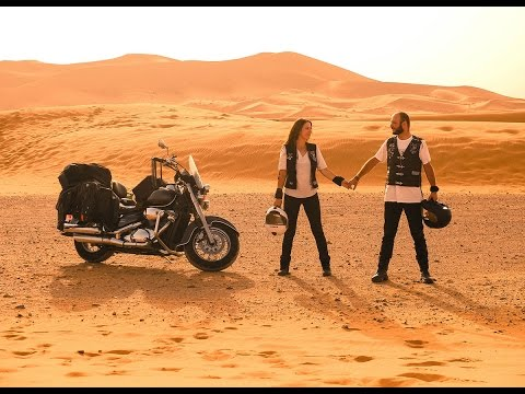 Motorcycle tour of Europe and Morocco 2016