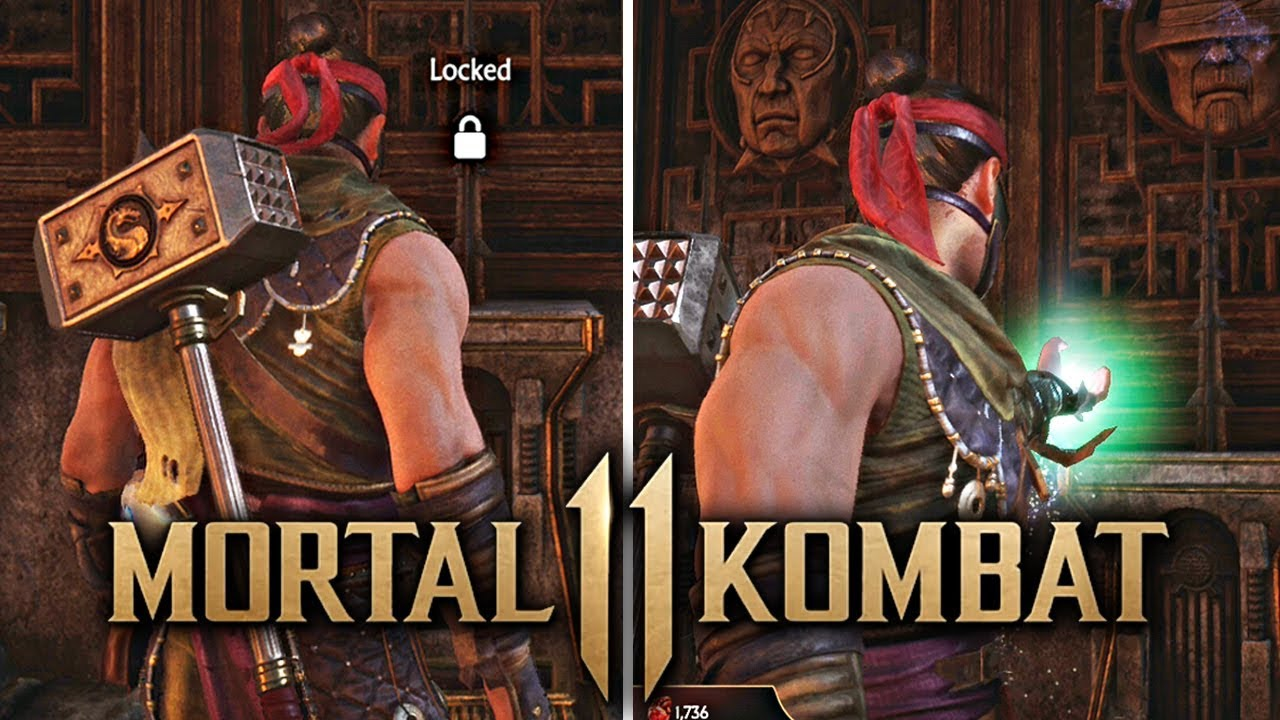 Mortal Kombat 11 Easy Way To Unlock All Character Head Chest