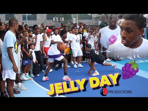Jelly Day Pt.2  Was EPIC at Milbank, Isaiah Washington & Jelly Fam