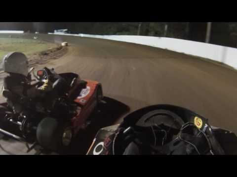 I70 I77 speedway. Predator 350 heat race #2
