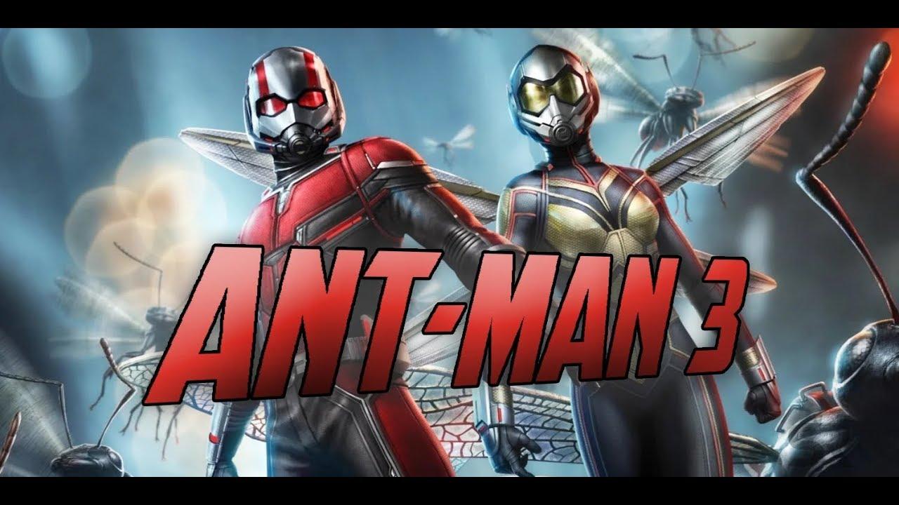 Ant Man 2021