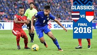 Thailand vs Indonesia (AFF Suzuki Cup 2016: Final 2nd Leg Full Match)