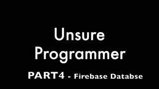 Part 4 - New Firebase REALTIME DATABASE + IOS(swift) +  Users Profile Page + FB Login Tutorial