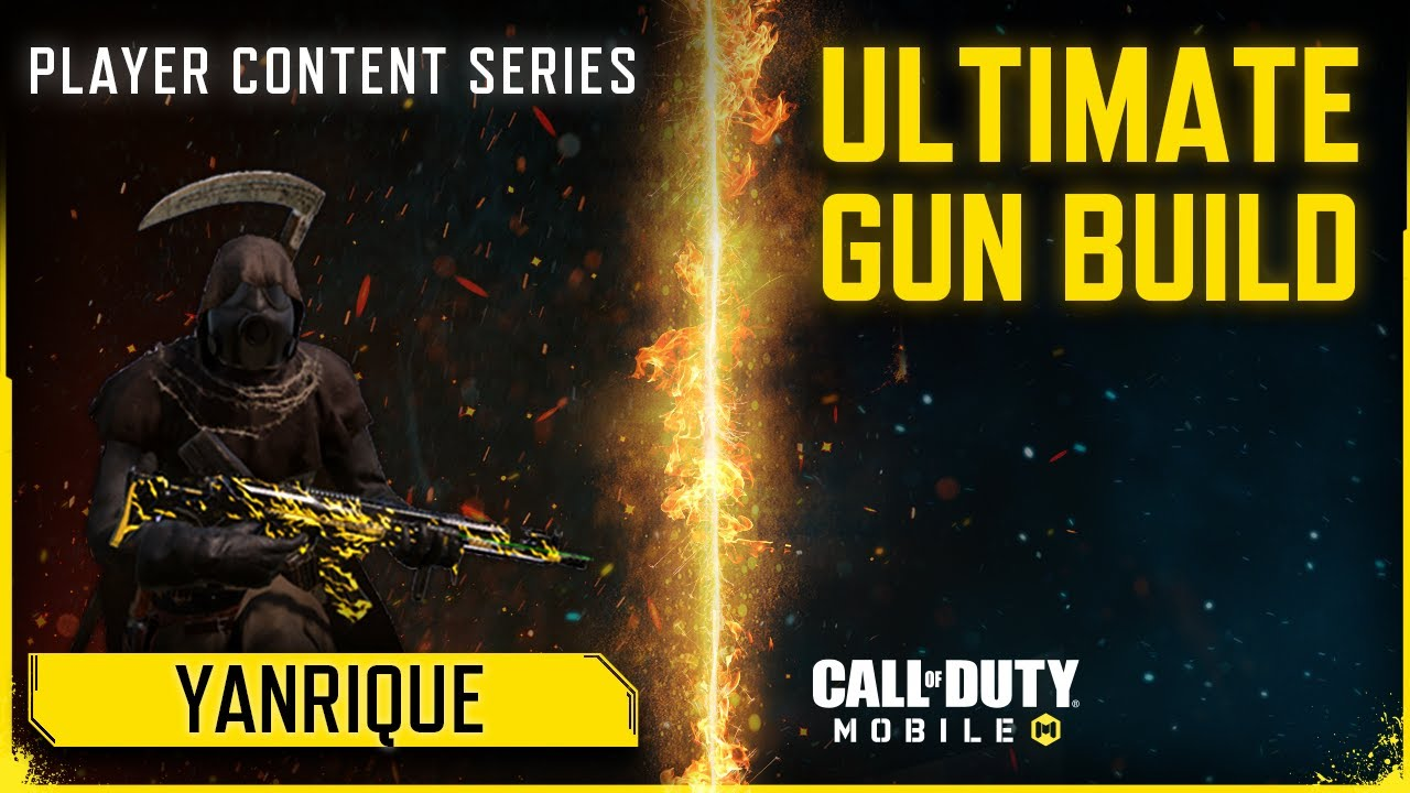 Call of Duty®: Mobile x Yanrique | The Ultimate Gunsmith Build for a 25-Kill Game
