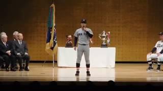 第67回全日本大学野球選手権大会 主将抱負