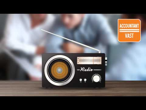 Accountant Vast - Radio commercial