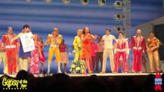 Broadway's Mamma Mia Raps for Broadway Cares