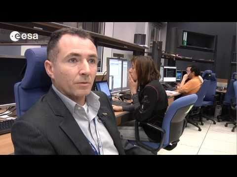 Emilio de Pasquale and ATV Flight Dynamics