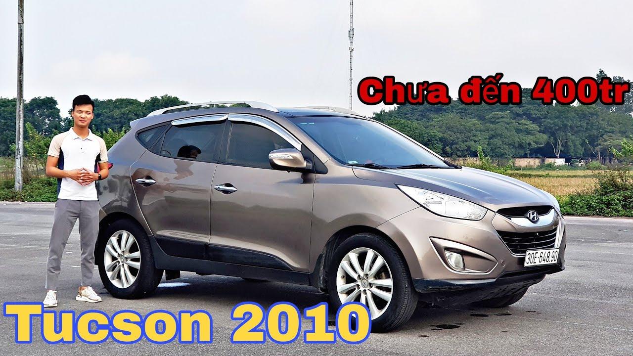 Dưới 400tr Hyundai Tucson 2010, động cơ 2.0, số sàn | êm ái - tiết kiệm - bền bỉ | 0966680444