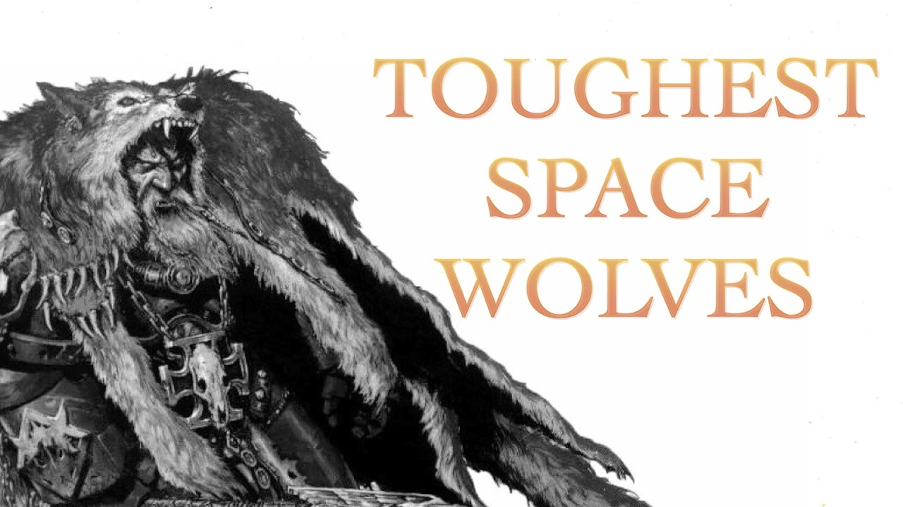 40 Facts And Lore On Wolf Priests Warhammer 40k Space Wolves Youtube
