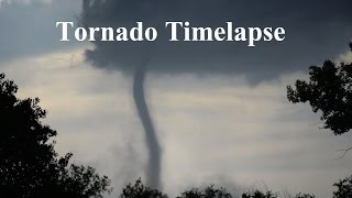 The Death of a Tornado - Timelapse