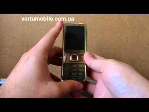 ОБЗОР Nokia 6700 GOLD