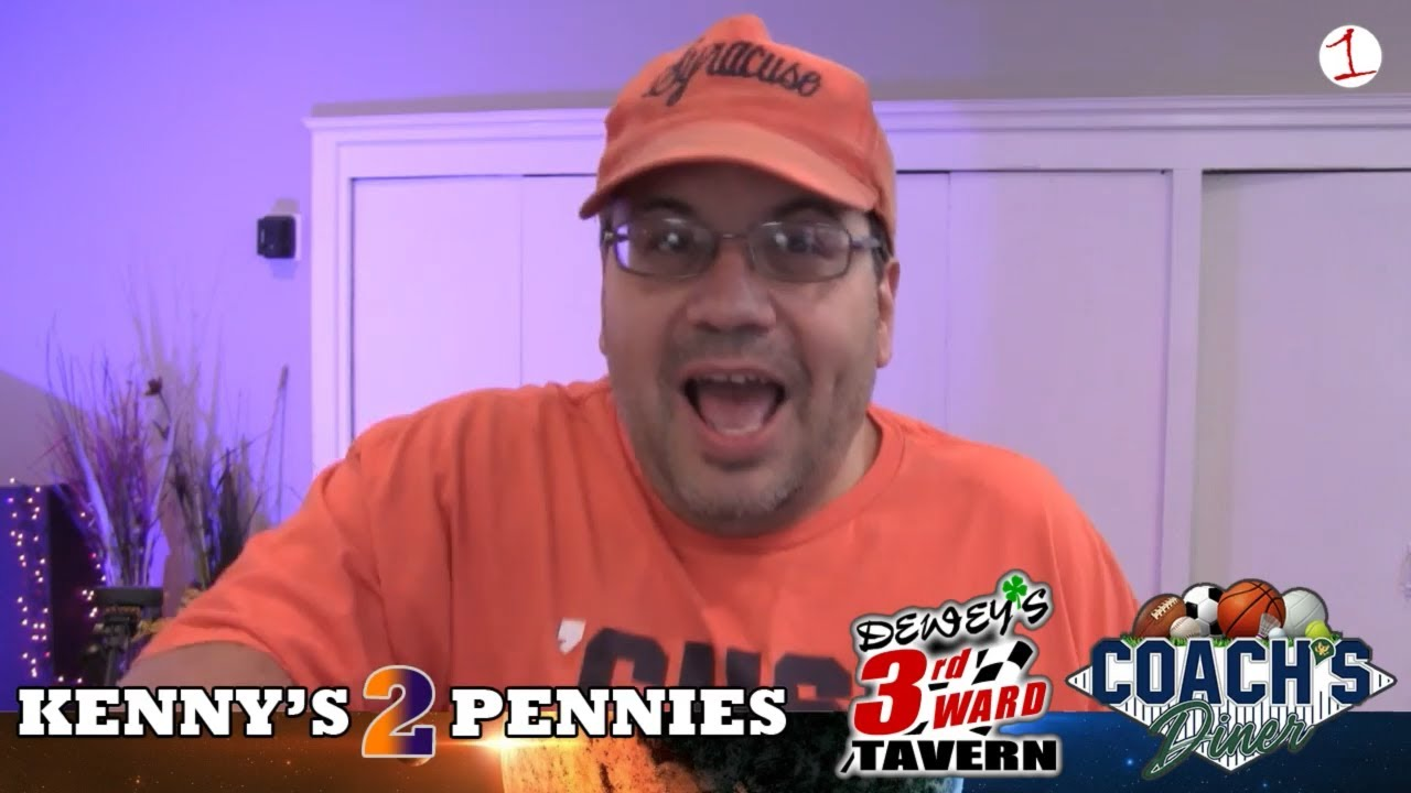 KENNY'S 2 PENNIES: Buffalo Bills, Boston Red Sox and Tiger Woods tournament win (podcast)