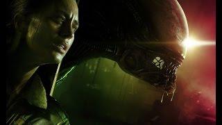 Обзор Alien Isolation - космический мрак и ужас хоррор по кинофильму Чужой