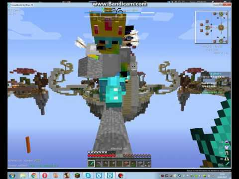 Тащер на SkyWars) VimeWorld.