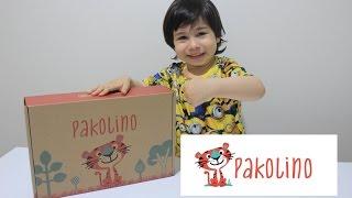 Pakolino Sürpriz Kutu Açılımı | Mayıs Ayı Kutu Açılımı