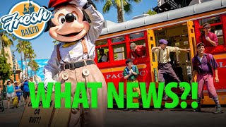 We got some great news last thursday that disneyland had set a reopening date for july 17th. but since then, it's pretty much been radio silence on the news...