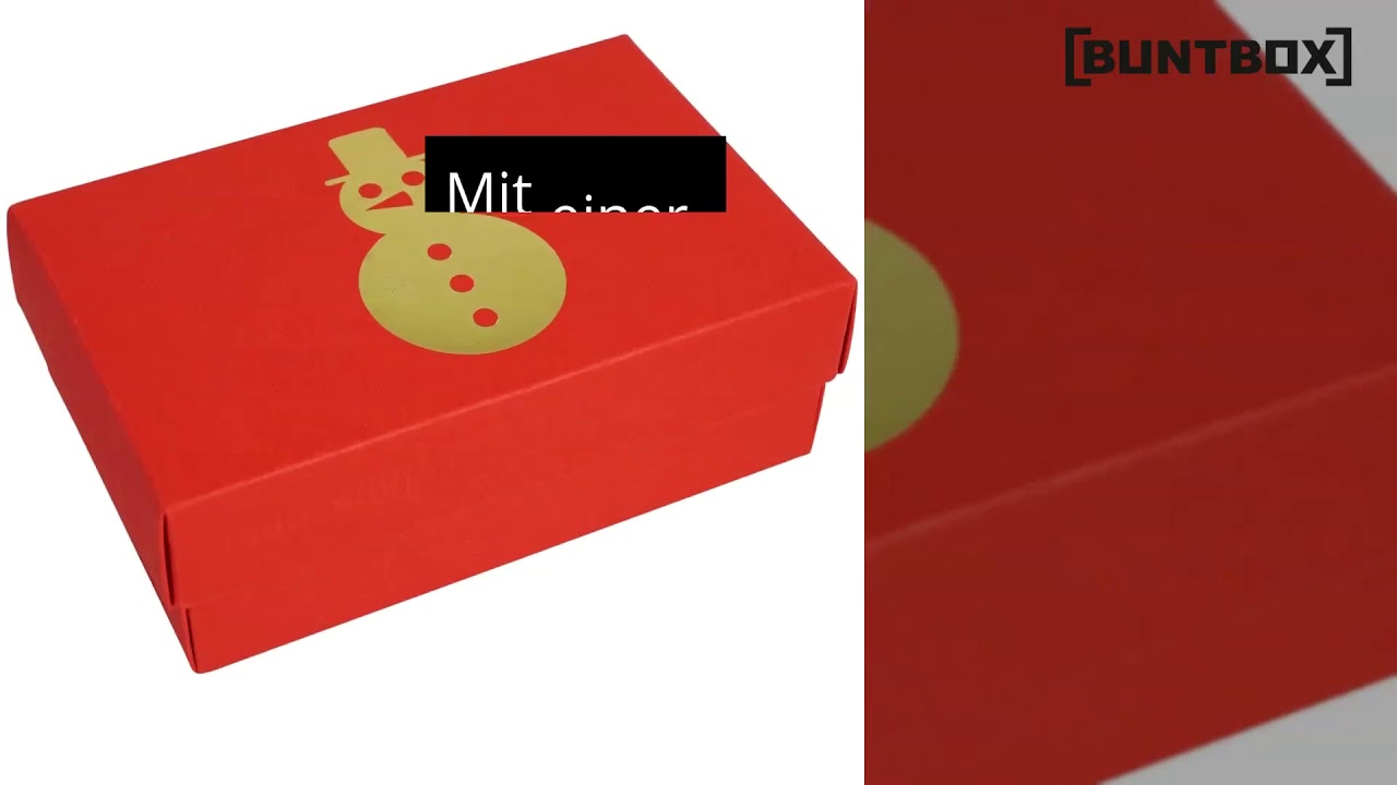 Geschenkkarton Weihnachten.Buntbox Geschenkschachteln Geschenkboxen Und Geschenkkartons Fur Weihnachten