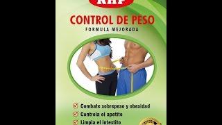 RHP Control de peso, Energia a tu cuerpo