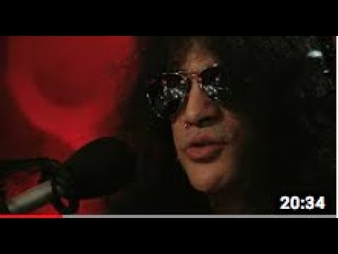 Guns N' Roses Slash Talks About Which Song He's Most Embarassed About Writing