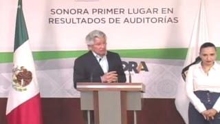 Sonora - Primer lugar en Resultados de Auditorías
