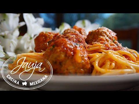 Cómo Hacer un Buen Espagueti con Albóndigas