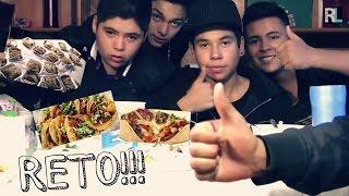 RETO!!! / Reto De Los Tacos / Ricc