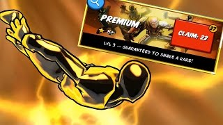 Spider-Man Unlimited - Buying Premium Pack Double Rates!