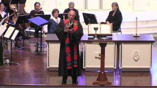 Second Presbyterian Church Sermon (1st Part) September 9, 2012
