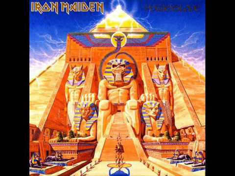 Iron Maiden - Losfer Words