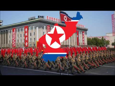 """North Korean Patriotic Song: """"조선은 결심하면 한다"""" (Korea Does What it's Determined to do)"""