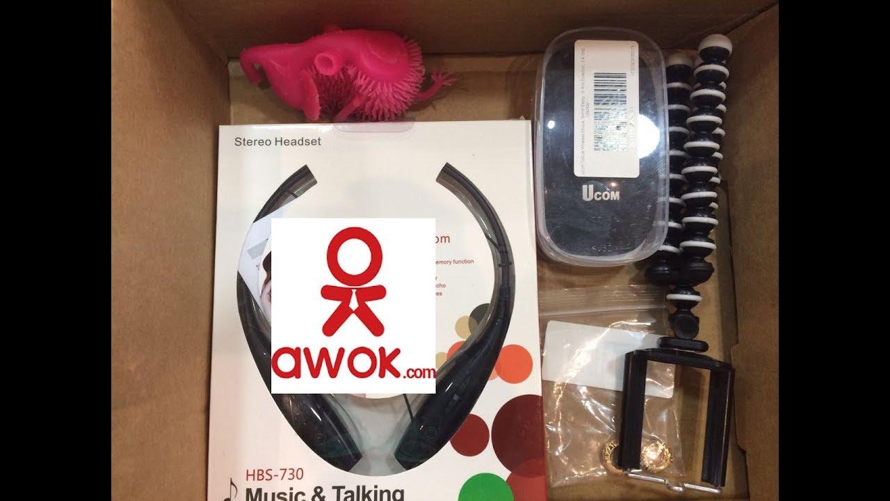 9e1507faa9be0 تجربتي في الشراء من موقع اووك awok - YouTube